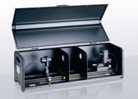 Banco fotometrico Instrument Systems per rilievi su moduli LED