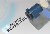 ISWEC - Generatore