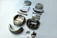 Suggestiva vista del robot aspirapolvere Electrolux Trilobite