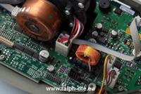 Primo piano elettronica Electrolux Trilobite