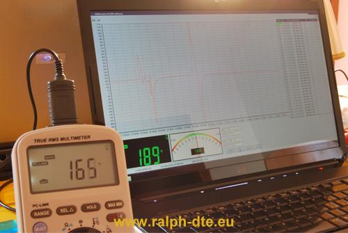 Data Logging da stazione fissa mediante multimetro con data logger integrato