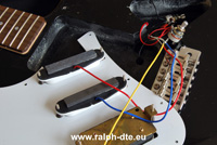 Pick-up Humbucker Potenziometri chitarra elettrica