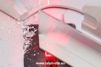 Troncatura alluminio
