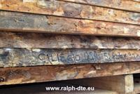 Sezioni di tronco di Ciliegio