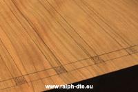 Fresatura legno massello