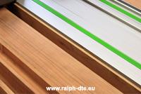 Fresatura legno massello - Scanalatura