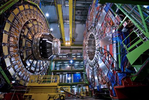 LHC - Acceleratore di particelle del CERN di Ginevra